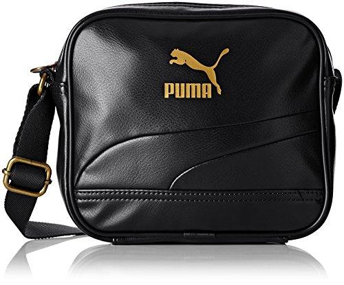 Puma borsa a tracolla Originals Portable Unisex - Nero (Nero) - Taglia unica