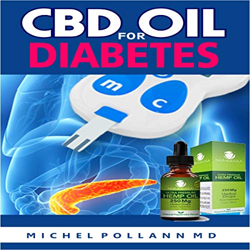 『CBD Oil for Diabetes』のカバーアート