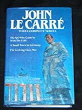 Three Complete Novels by John Le Carre (1988-07-20)