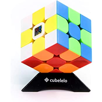 Cubelelo Mofang Jiaoshi MF3RS 3X3 Stickerless Puzzle Smooth Cube Puzzle