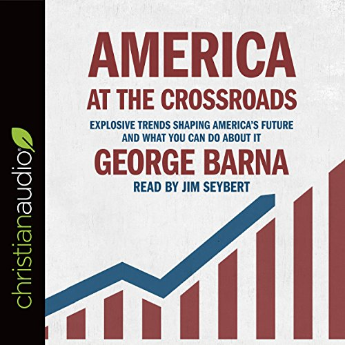 America at the Crossroads audiobook cover art