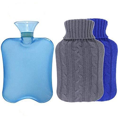 Philonext Paquete 2 botellas agua caliente fundas