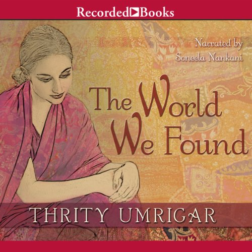 The World We Found audiobook cover art