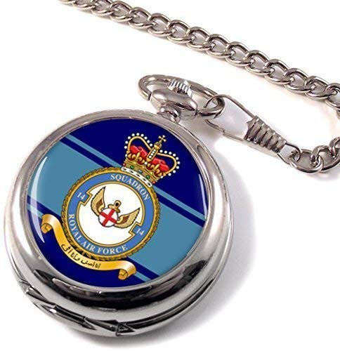 Numéro 14 Escadron Royal Air Force (RAF) Poche Montre