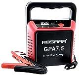 Absaar Chargeur de Batterie AB100–1275Standard gpa7.5avec bornes isolée