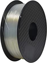 PLA Filament 1.75mm, Geeetech 3D Printer PLA Filament,1.75mm,1kg per Spool,Transparent