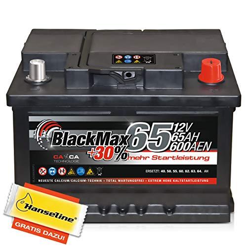 BlackMax Batterien -  BlackMax
