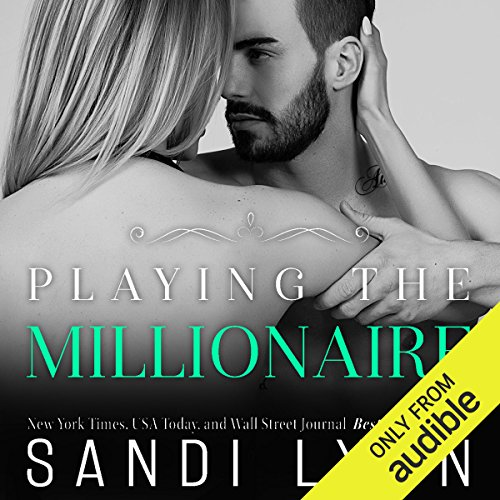 Playing the Millionaire audiobook cover art