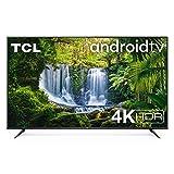 TCL TV 75P616 75 Pollici, 4K HDR, Ultra HD, Smart TV con Sistema Android 9.0, Design Senza Bordi,...
