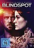 Blindspot - Die komplette erste Staffel [5 DVDs]