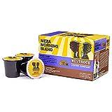 Westrock Coffee Company, Meza Morning Blend, Single Serve Coffee Cup, Medium Roast (12)