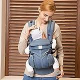 Portador de bebé, por delante y trasero de doble uso delantero, portador...