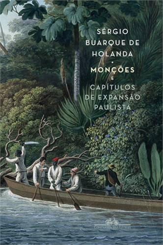 Monções e capítulos de expansão paulista