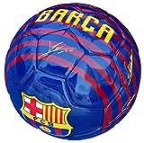 2018 2019 Stadium Home FC Barcelona Fußball Signatures Blauer Glitter