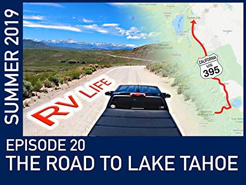 The Road to Lake Tahoe