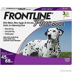 Merial Frontline Plus for Dogs