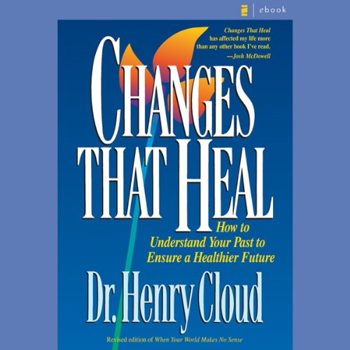 Changes That Heal audiobook cover art