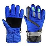 Momoon Kinder Handschuhe Winter Warme Outdoor Ski & Snowboard Handschuhe Einheitsgröße (für Kinder 2-4)