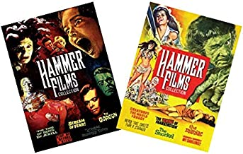 Ultimate Hammer Horror Film 11-Movie DVD Collection: The Two Faces of Dr. Jekyll/Scream of Fear/The Gorgon/Stop Before I Kill/Curse of the Mummy's Tomb/Creatures the World Forgot/The Revenge of Franke