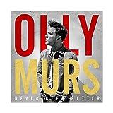 Sänger Olly Murs Never Been Better Leinwand-Poster,