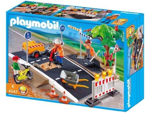 PLAYMOBIL 4047: Equipo de Obras