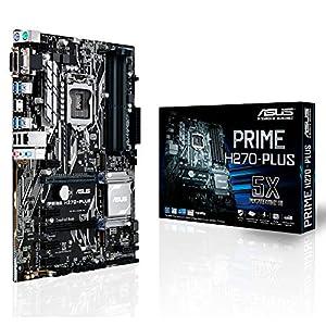 MB Intel LGA-1151 ATX con illuminazione LED, DDR4 2400 MHz, dual M.2, Intel Optane Memory Ready, HDMI, SATA 6 Gb/s, USB 3.0 5X Protection III: migliori componenti, speciale design dei circuiti per garantire la qualità e la durata a lungo termine Dopp...