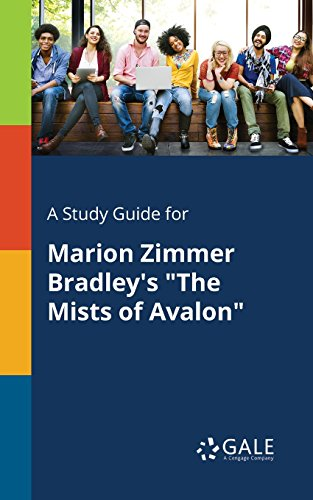 """A study guide for Marion Zimmer Bradley's """"The Mists of Avalon"""" (Novels for Students) (English Edition)"""