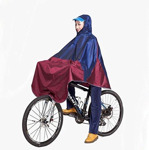Chaqueta impermeable para hombre y mujer, con capucha, resistente al...