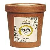 Mitti Se Natural Dish Wash Powder - Safe, Chemical Free, Biodegradable - 380g