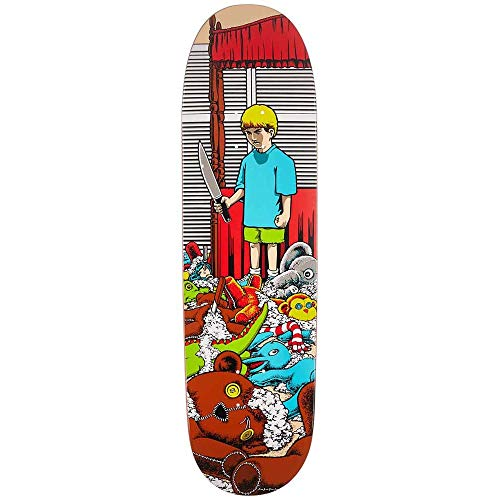 101 Re-Issue Skateboard Deck Screen Printed McNatt Stuffed Animals