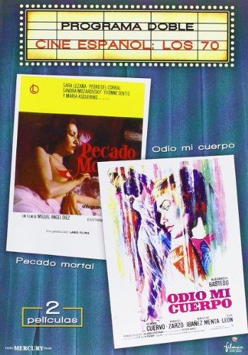 Programa doble cine Español: Los 70 - Pecado mortal. Odio mi cuerpo...