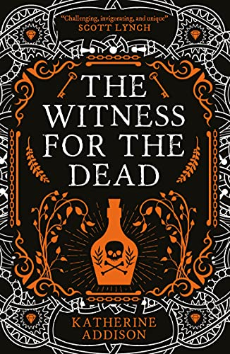 Compare Textbook Prices for The Witness for the Dead  ISBN 9781781089514 by Katherine Addison