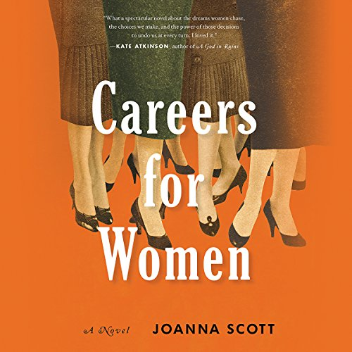 Careers for Women audiobook cover art
