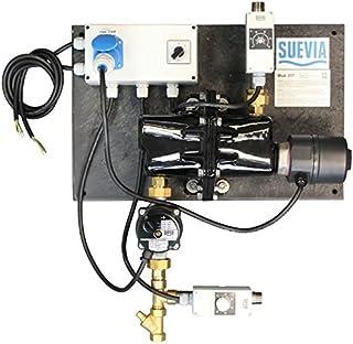 Suevia 101.0317 Modelo 317 - Calefactor (3000 W, 230 V, con Control de Temperatura de Retorno)