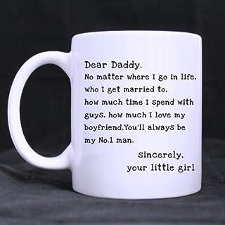 Zoet zeggen lieve papa geen kwestie waar ik ga in het leven, u zal altijd mijn NO.1 man zijn. oprecht uw kleine meisje 11 ...