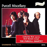 Purcell Miscellany / Bott, Boothby; The Purcell Quartet (1995-02-28)