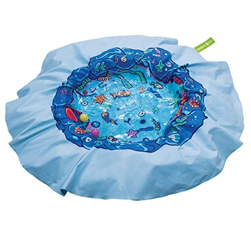 EverEarth Waterproof Beach Blanket & Kiddie Pool Product Image