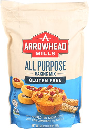 Arrowhead Mills Gluten-Free All-Purpose Baking Mix, 20 oz.