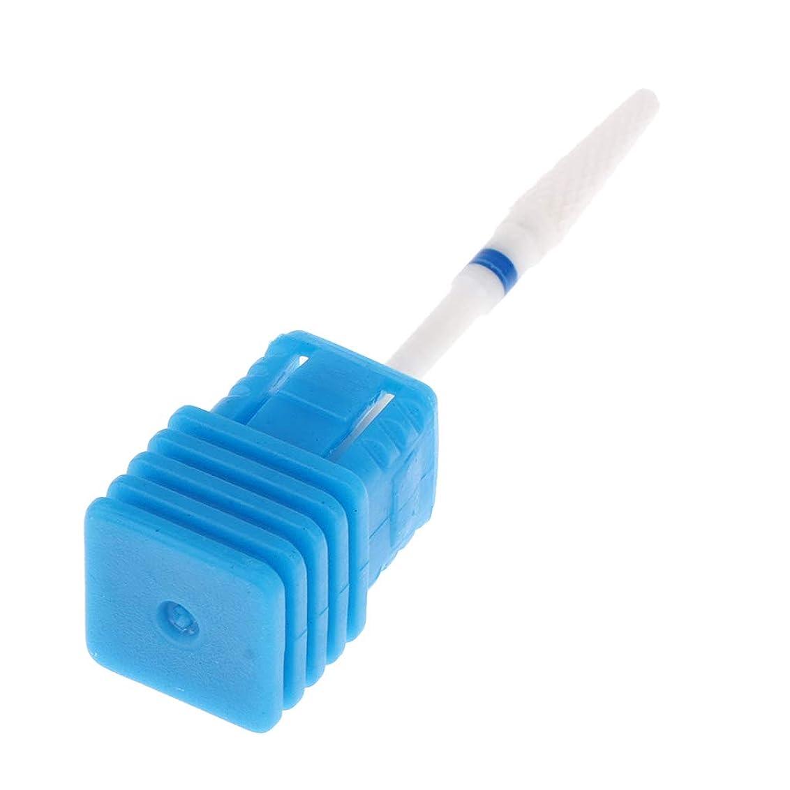 昨日ひいきにする小売Perfeclan マニキュアドリルビット 電気ネイルドリルマシンのため 全2色 - #2