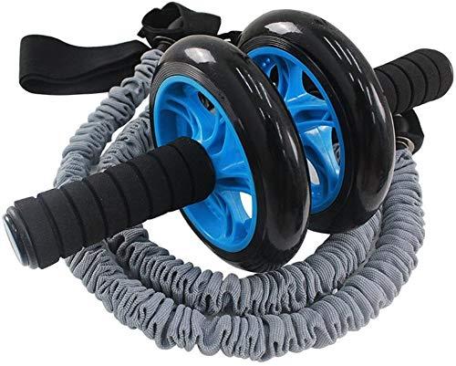 NBHUYT Kern buiktrainer buikfiets buikfiets fiets hoes fitness scooter dumbbells AB Weight Loss fitnessapparatuur voor home gym - gewicht loss fitness apparatuur ideaal voor beginners en ervaren pepers