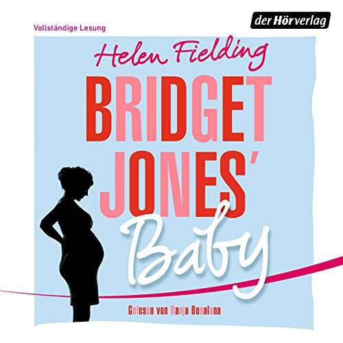 Bridget Jones' Baby audiobook cover art