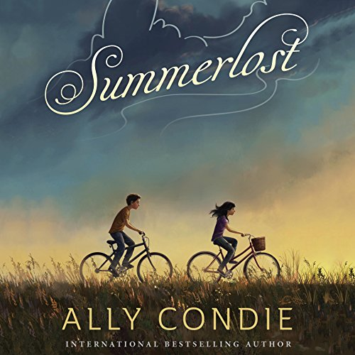 Summerlost audiobook cover art