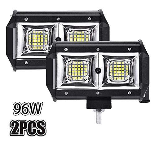 WZTO 2 PCS Focos LED Tractor, 5