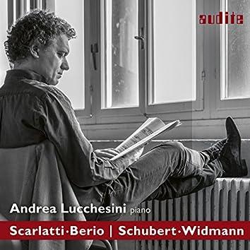 Dialogues (Scarlatti & Berio / Schubert & Widmann)