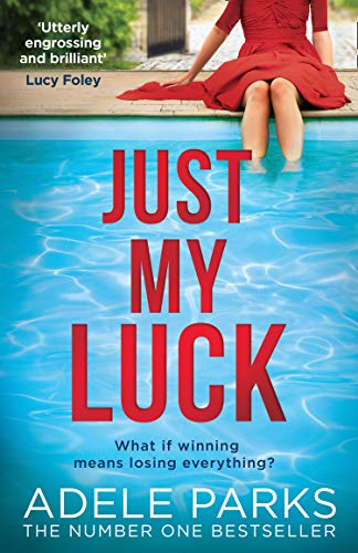 Just My Luck: The Sunday Times Number One Bestseller from the author of gripping domestic thrillers and bestsellers like Lies Lies Lies (English Edition)