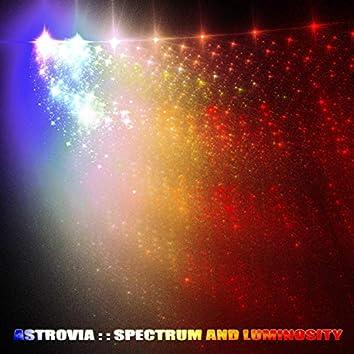 Spectrum and Luminosity