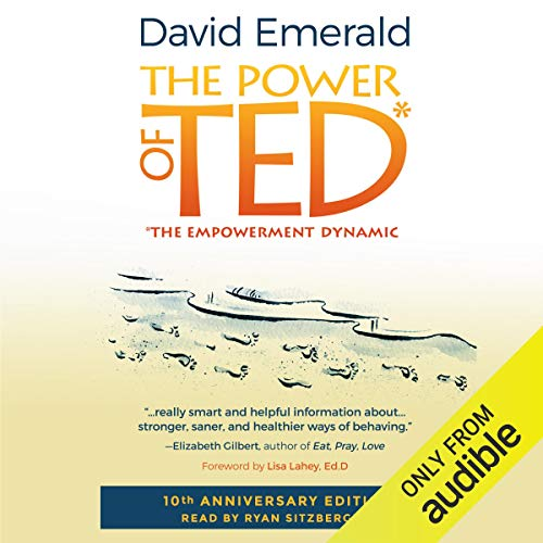 Power of TED* Audiobook By David Emerald cover art
