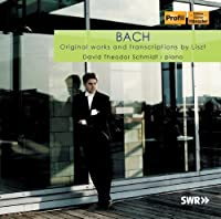 Original Works & Transcriptions By Liszt by Bach (2011-05-31)