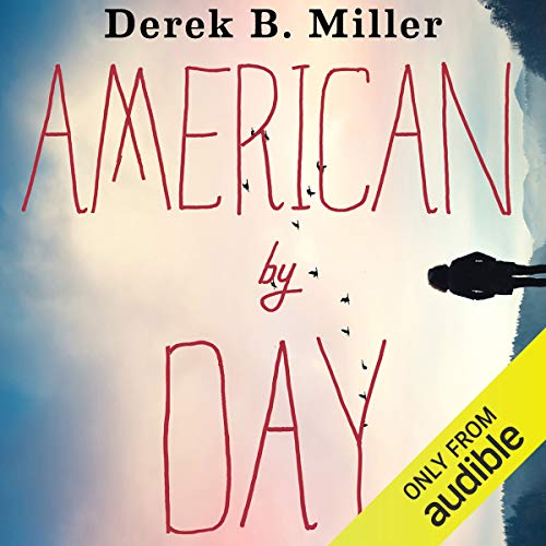 Page de couverture de American by Day