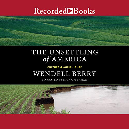 Page de couverture de The Unsettling of America